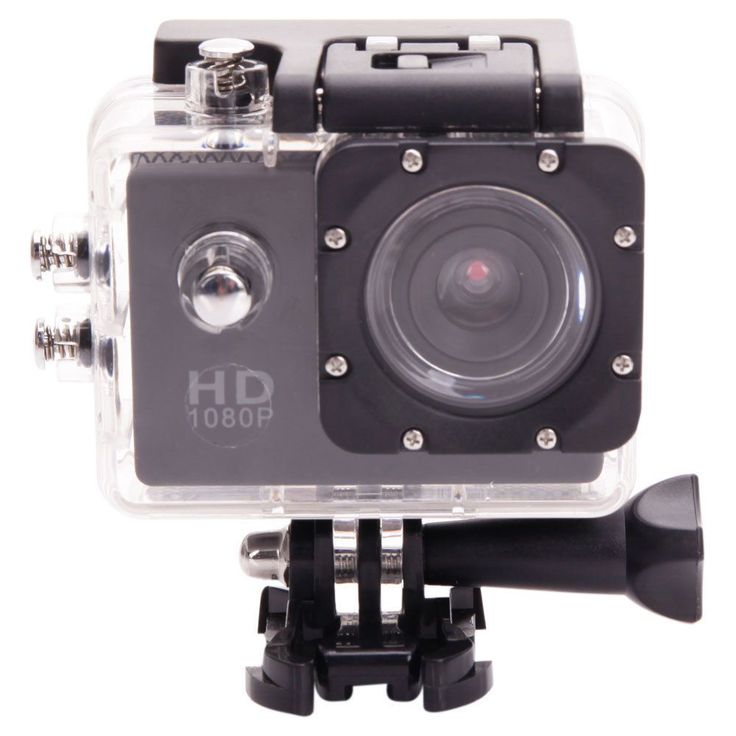Waterproof Sports Camera