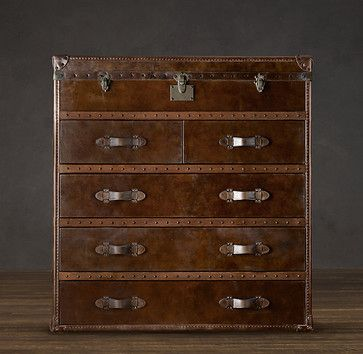 Mayfair Steamer Chest eclectic dressers chests and bedroom armoires