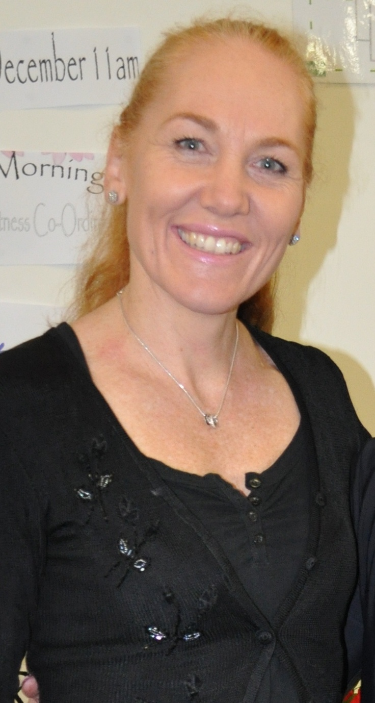 Cathy Thomson, I am a Registered Nurse and Midwife. I have my Cert III and IV in fitness and am qualified to teach multiple group fitness classes. I am passionate about group fitness and as Group Fitness Manager it is my honour to co-ordinate a fabulous team of dynamic instructors. My aim is to create world class group fitness experiences for our participants every time.