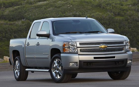 Me like! 2011 Chevy Silverado