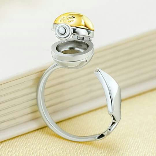 Pokemon ring