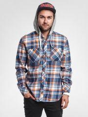 Koszula Element Stander (merlot) - Największy wybór Koszule Element | Supersklep.pl