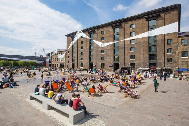 Granary_Square-by-Townshend_Landscape_Architects-09 « Landscape Architecture Works | Landezine Landscape Architecture Works | Landezine