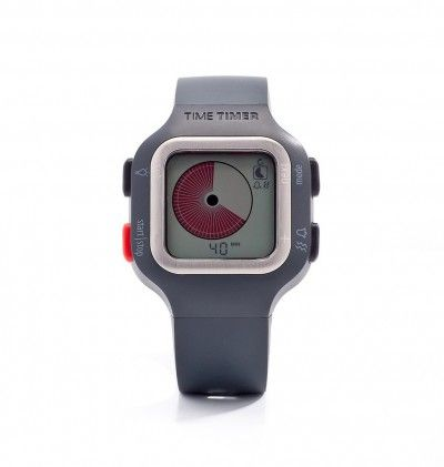 Time Timer | Watch PLUS    Now the timer comes in watch form. How handy for caretakers, teachers and therapists!