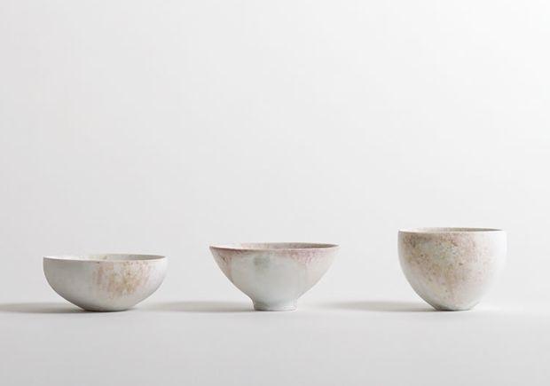 Taro Tabuchi, Wood-Fired Kiln Porcelain 9