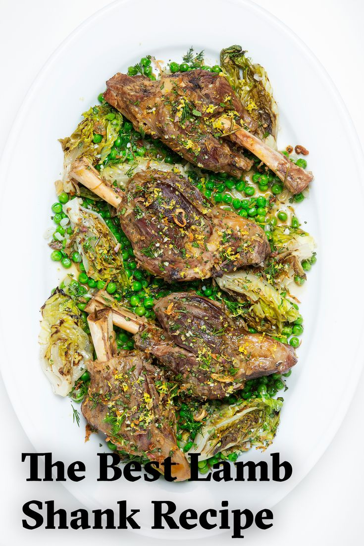 Lamb shanks--the part of the leg below the knee--don't get the respect they deserve. But when handled with a bit of care, shanks can be one of the most tender, succulent meats around.