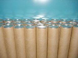 100 Embalagem Tubo Kraft Com Tampa Para Perfume 19 X 3,5 Cm - R$ 261,94 em Mercado Livre