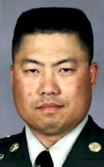 Army SFC Tung M. Nguyen, 38, of Tracy, California. Died November 14, 2006, serving during Operation Iraqi Freedom. Assigned to 2nd Battalion, 3rd Special Forces Group, Fort Bragg, North Carolina. Died of wounds sustained when hit by enemy small-arms fire during combat operations in Baghdad, Iraq.