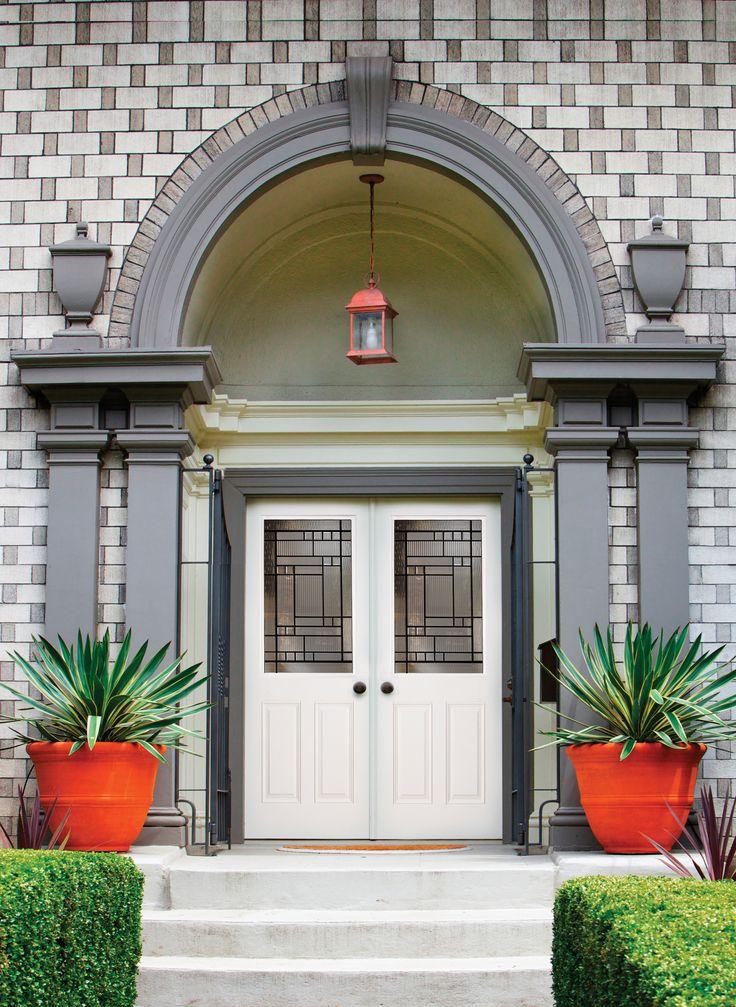 Nice Plastpro Traditional Style Fiberglass Exterior Double Doors With Kensington  Glass | Plastpro DRS60 KENHL3 Fiberglass