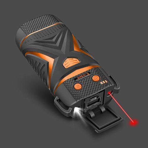 Waterproof Three Proofings Power Bank Battery