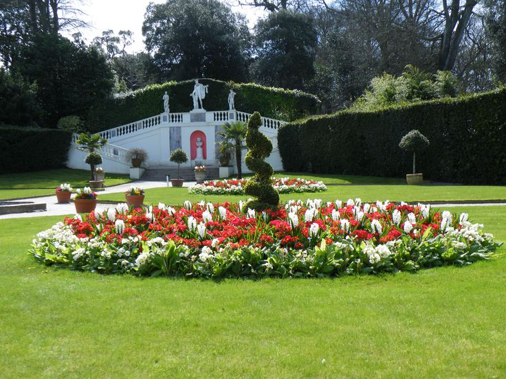 Mount Edgcumbe Park Cornwall Near Plymouth