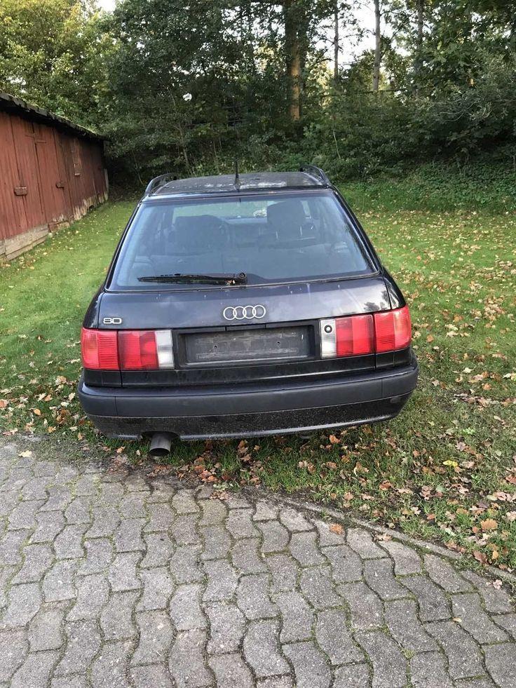 Audi 80 Avant TÜV 03/2019