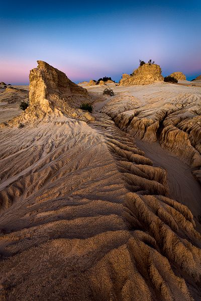 Walls of China, Mungo National Park, Australia. High on the must-see list.