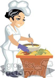 8 Best Chef Hat Logo Images On Pinterest Clip Art