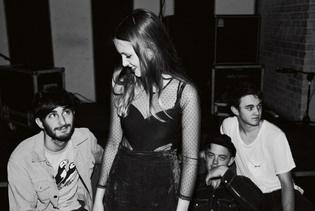 my fave aussie teen-indie pop band San Cisco :)