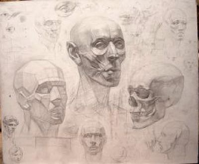 classical figure drawing and the contemporary realism of hedwardbrooks: March 2013