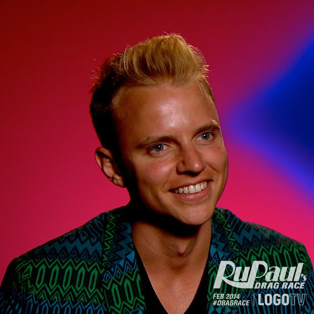 Rupaul Out Of Drag Courtney Act Out of Dr...