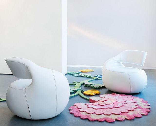Gisa Swivel Chair by Leolux.  #GreatModernDesign