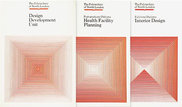 ken garland & associates:graphic design:polytechnic north london repinned by Awake — http://designedbyawake.com