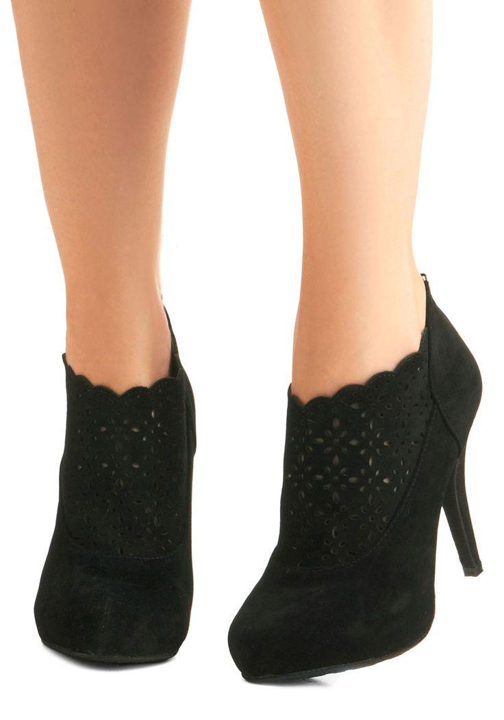 Manhattan Romance Heel | Mod Retro Vintage Heels | ModCloth.com