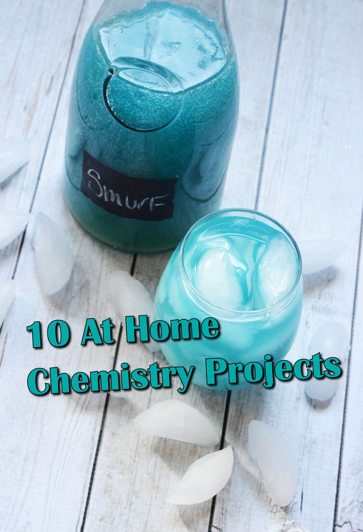 best chemistry projects ideas cool science  we surfed the internet to 10 different at home chemistry projects these ten easy