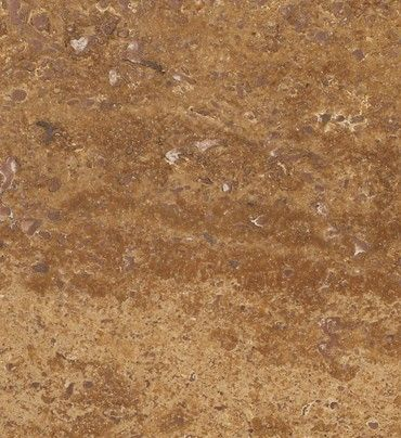 30. Travertino Noce 1kg by Xinamarie Mosaici Rich brown coloured travertine mosaic tiles with shiny crystalline formations