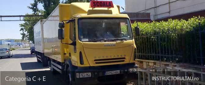 Scoala de Soferi Brasov - HANDRA FRANCISC - Instructor auto  tel:0742660651: Scoala soferi Brasov categoria C , C + E