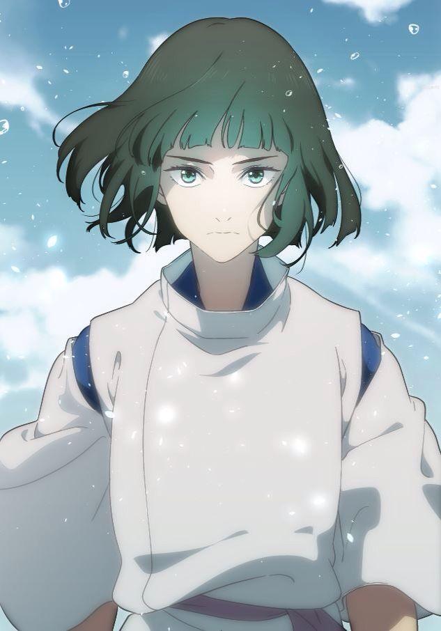 Haku - El viaje de Chihiro
