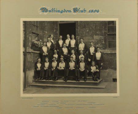 Bullingdon Club, 1896