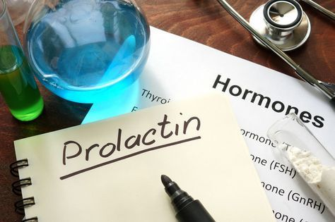 High levels of the hormone prolactin may be associated with #endometriosis and #infertility. See causes & symptoms of elevated #prolactin + natural ways to reduce it: