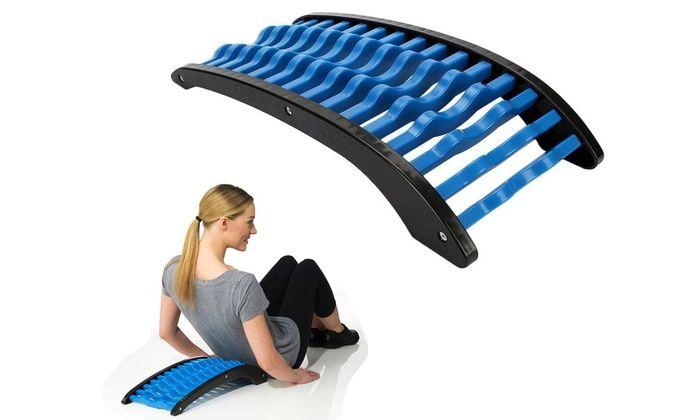 Back stretcher om je rug te strekken