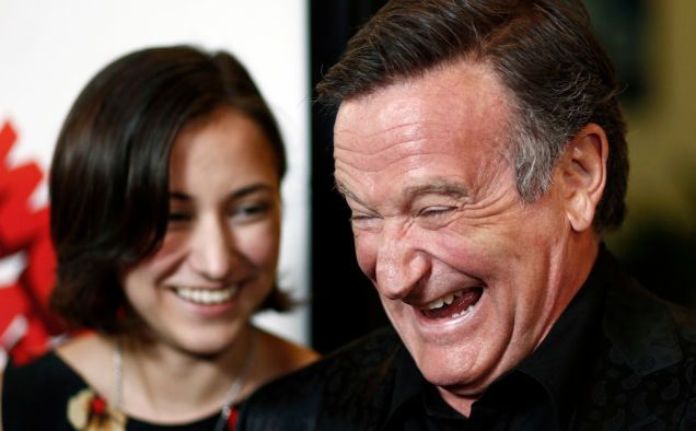 Robin Williams' Daughter Pens Heartbreaking Goodbye to Her Father