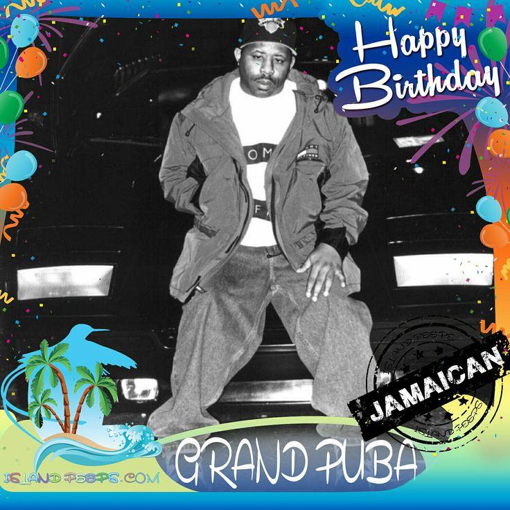 Happy Birthday Grand Puba!!! Frontman of early 90's hip hop group Brand Nubian is of Jamaican decent!!! Today we celebrate you!!! @therealgrandpuba #GrandPuba #islandpeeps #islandpeepsbirthdays #caribbean #brandnubian #hiphop #oldschool