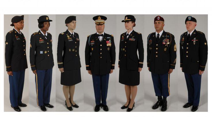 US Military dress chart - Titus Presentation - Pinterest ...