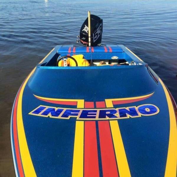 1800 FT BULLET SKI BOAT FOR SALE | Motorboats & Powerboats | Gumtree Australia Maroochydore Area - Palmwoods | 1102146754