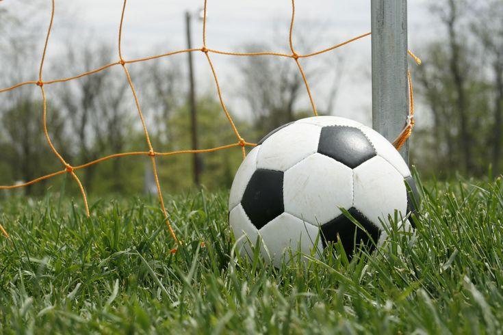 Een voetbal als symboliek voor de ultieme recreatie beleving