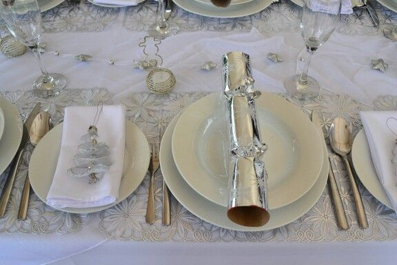 Our table setting 2013