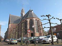 Hoorn, de Sint Antoniuskerk of Oosterkerk