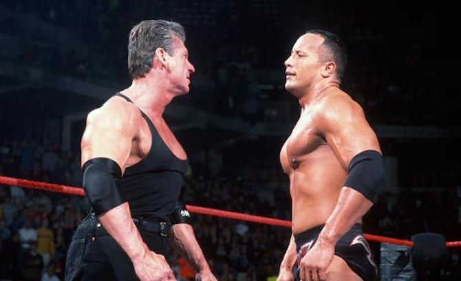 The Rock Shares A Story About Vince McMahon In Honor Of SmackDown's 900th Episode