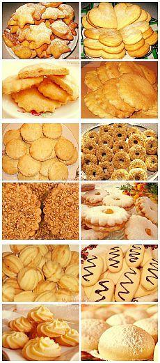 Печенье на скорую руку: лучшие рецепты