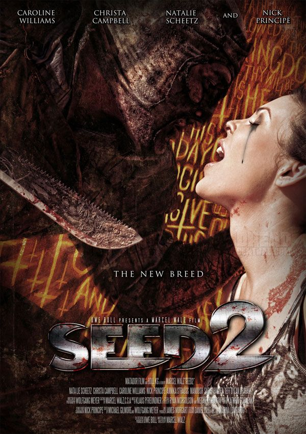Three Official Photos for Seed 2: The New Breed
