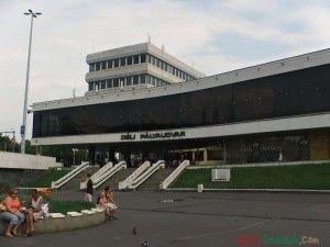 Budapest Déli train station