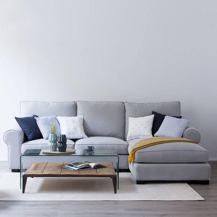 Stylish Living Room Design With Divan Sofa Part 82