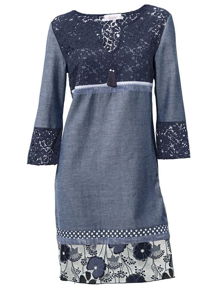 patchkleid kleider damen kleider damenkleider