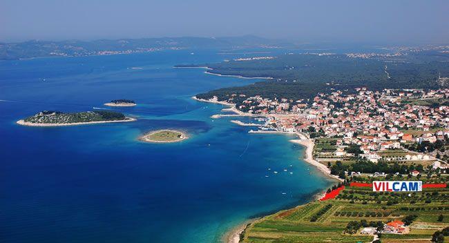 Urlaub mit Hund am Meer - Bungalows & Camping in Dalmatien-Zadar (c) Vilcam.com