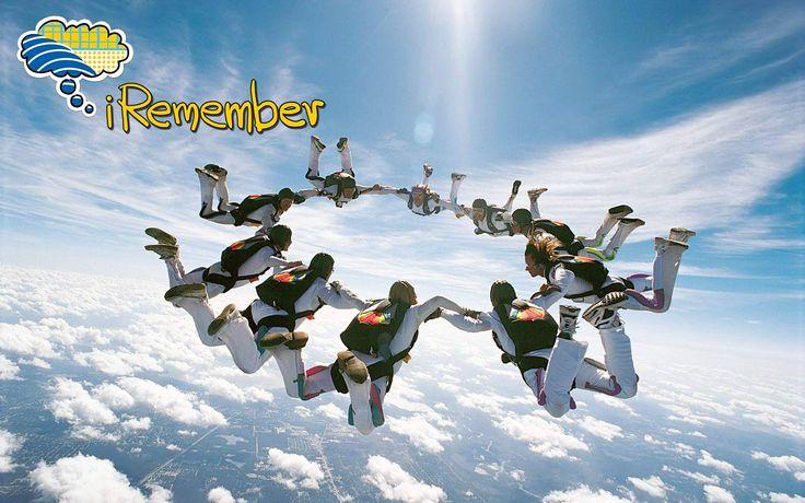 "iRemember... #Extreme Sports! Έχεις κάνει #bungee jumping; Μήπως #skydiving; Πως σου φάνηκε; Σου αρέσουν τα extreme sports και η αδρεναλίνη;  Οι ερωτήσεις που γράφουν οι χρήστες του www.iremember.gr γίνονται ολοένα και πιο συναρπαστικές.  Φτιάξε το προφίλ σου τώρα και κάνε κι εσύ το ""μεγάλο άλμα"" στην παρέα του iRemember που... πετάει!  #iRemember... τα social media στα Ελληνικά!"