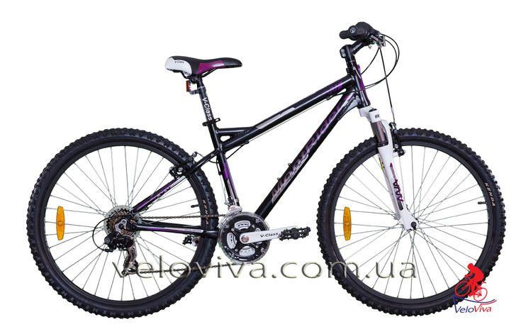 Женский велосипед VNV MontRider 1.0 FMN Марка: VNV Модель: MontRider 1.0 FMN Количество скоростей: 3х7 speed Размер колеса: 26 дюймов Задний переключатель: Shimano RD-TX75