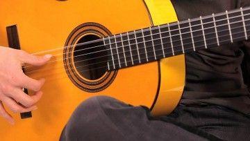 Flamenco Guitar Techniques: Thumb-Index Technique (Pulgar-Indice)