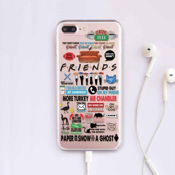 coque iphone 6 friends tv