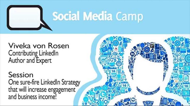 Viveka von Rosen's 2015 #SMCamp presentation ...